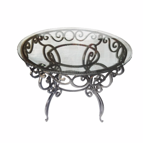 wrought iron center table in Port Harcourt, Nigeria