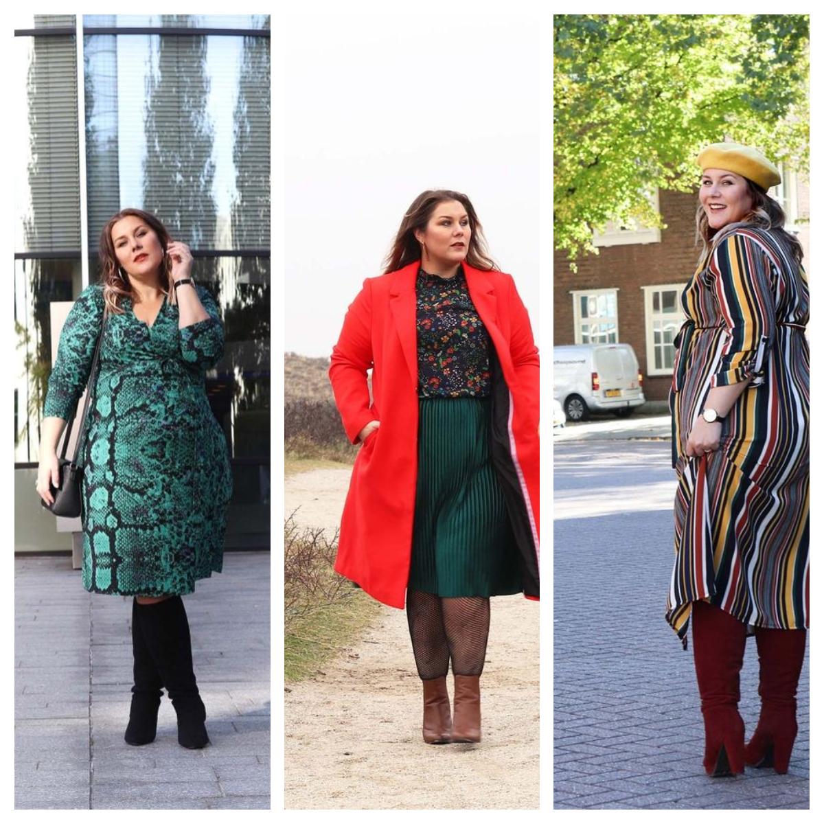 d1723c6561 Outfits de otoño para gorditas. Moda y estilo
