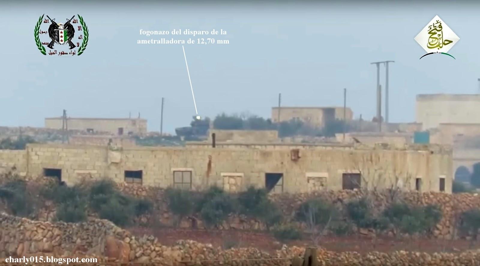 El tanque ruso T-90 Siria%2Bt-90%2Bataque%2B8a