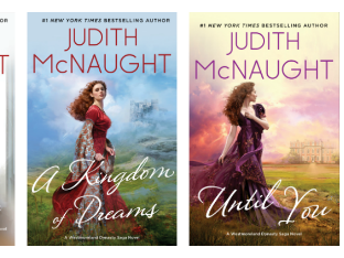 McNaught-E November + WHITNEY, MY LOVE Excerpt + GIVEAWAY (Win All 14 Judith McNaught Titles!)