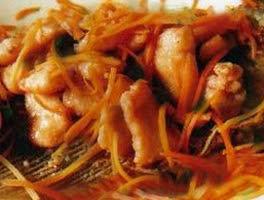 Resep Masakan Ikan Gurami Manis-manis Asam