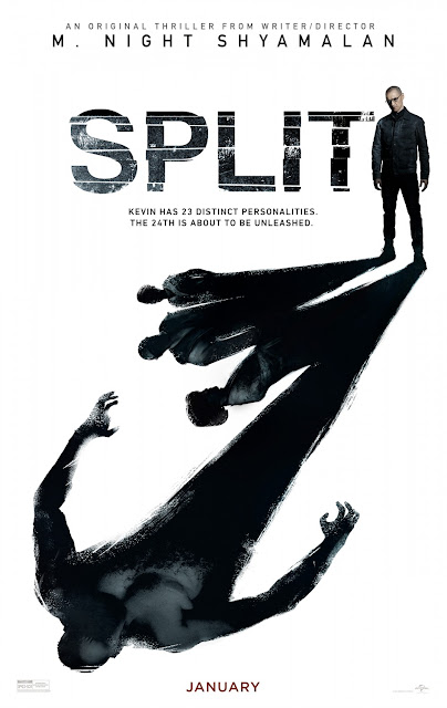 Sinopsis Split (2016)