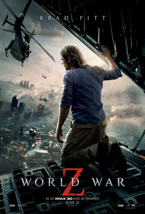 TwoOhSix com: World War Z - Movie Review