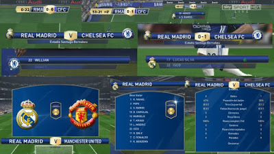 PES 2016 International Cup Scoreboard by JesusHrs