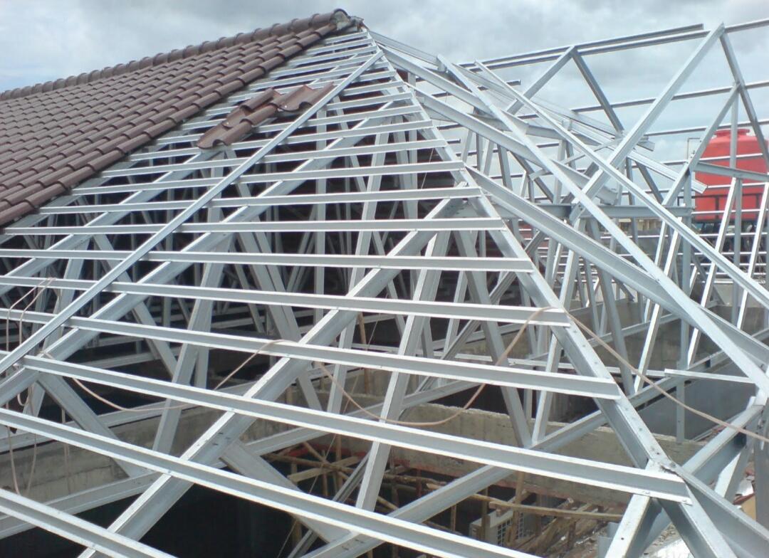 cara menghitung pemakaian baja ringan untuk atap rumah hitung kebutuhan dengan mudah cacatrik com