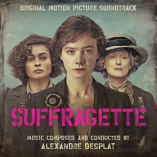 suffragette soundtracks