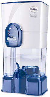 pureit non electric water purifier