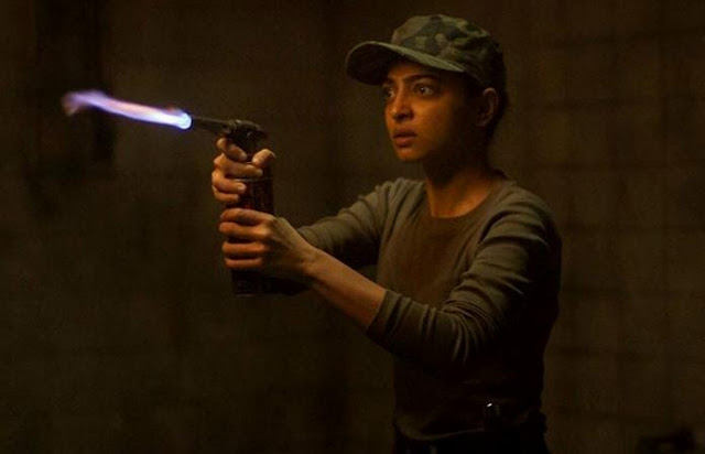 Radhika Apte as Nida in Ghoul