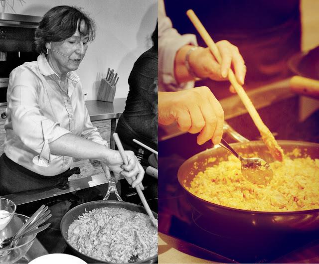 Angerührt: Kochshow auf der Frankfurter Buchmesse 2015.