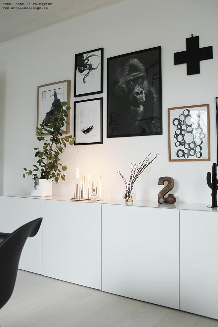gorilla, tavla, tavlor, tavelvägg, svart och vitt, svartivt, svartvita, annelies design, webbutik, inredning, kors, döden, lampa, mr wattsson, inredning, varberg, inredningsbutik, butik, nätbutik, dekoration, posters,