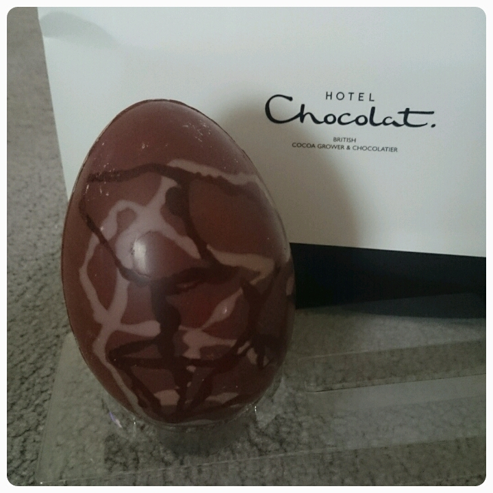 hotel chocolat milk chocolate scrambled egg