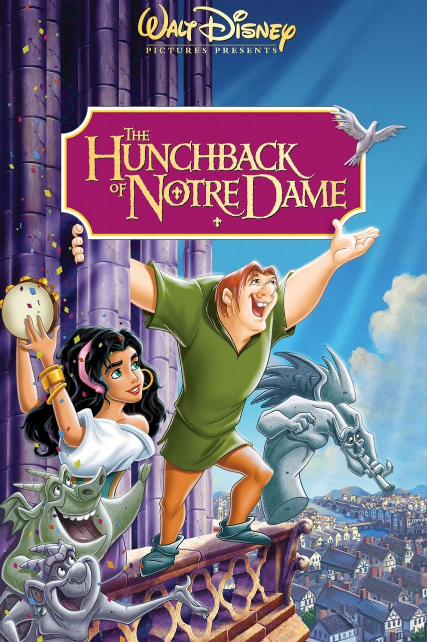 ดูการ์ตูน The Hunchback of Notre Dame เจ้าค่อมแห่งนอธเตอร์ดาม ภาค 1