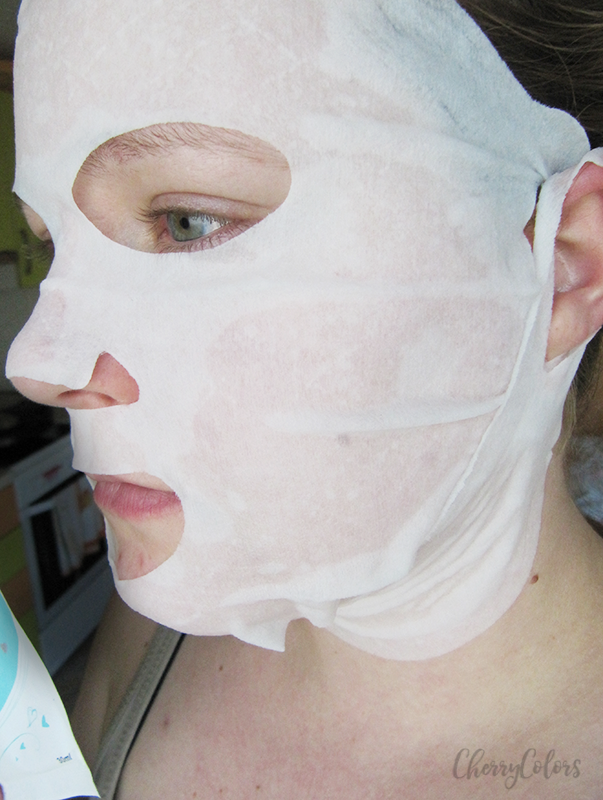 different sheet masks