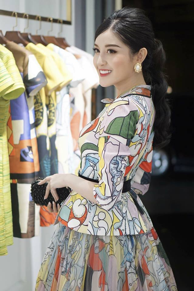 Huyền My phong cách hiện đại @BaoBua: Duyên