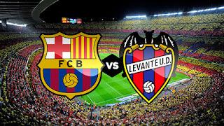 Barcelona - Levante Canli Maç İzle 07 Ocak 2018