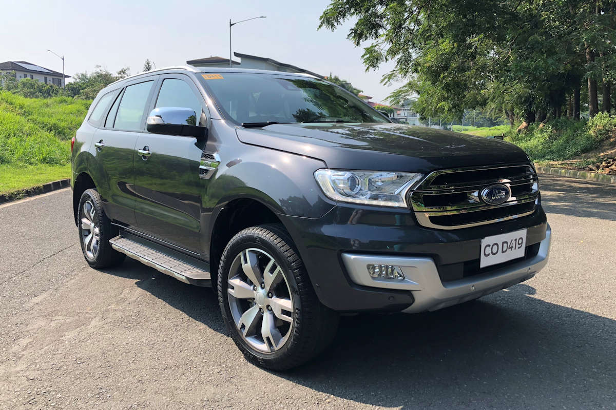 Is the Ford Everest 2.2 Titanium+ the Perfect City Slicker ...