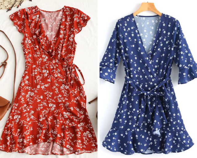 Zaful Spring Wishlist Dresses