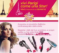 Immagine Vinci 300 prodotti BaByLiss e una esperienza a Parigi da 20.000 euro