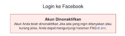 akun facebook kena suspend