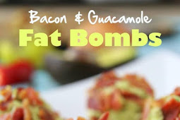 Bacon & Guacamole Fat Bombs