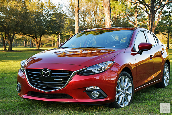 We took the 2016 Mazda3 S Grand Touring on a road trip and found it to be, not only sporty and stylish, but fun to drive, nicely equipped, and loaded with safety features. This car is also very photogenic! What's not to love?!