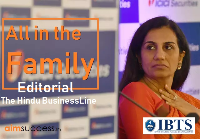 All in the Family The Hindu BusinessLine Editorial