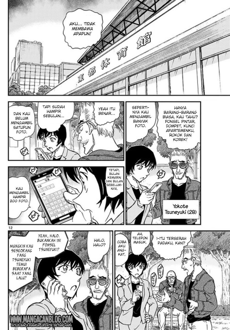 Dilarang COPAS - situs resmi www.mangacanblog.com - Komik detective conan 992 - waktumu sudah tiba 993 Indonesia detective conan 992 - waktumu sudah tiba Terbaru 12|Baca Manga Komik Indonesia|Mangacan