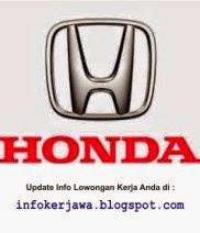 Lowongam Kerja Honda R&D Indonesia