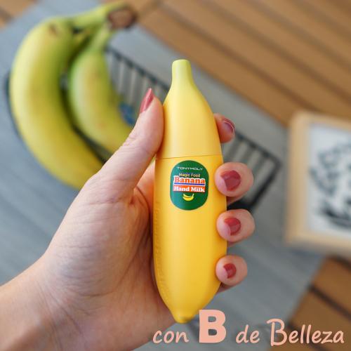 Crema Banana de Tony  Moly