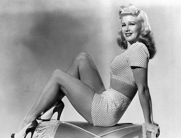 Ginger Rogers Porno 20
