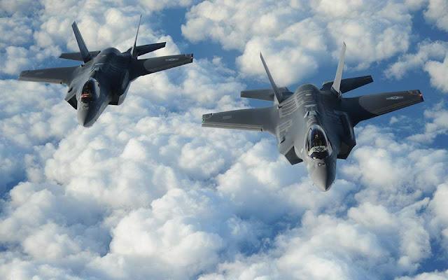 Οι ΗΠΑ «παγώνουν» την παράδοση των F-35 στην Τουρκία