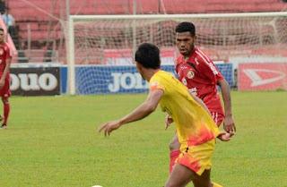 Semen Padang Kalah 1-2 dari Bhayangkara FC 1-2 #Liga1