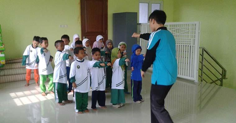 Penerapan Disiplin Sekolah Tanpa Menggunakan Kekerasan