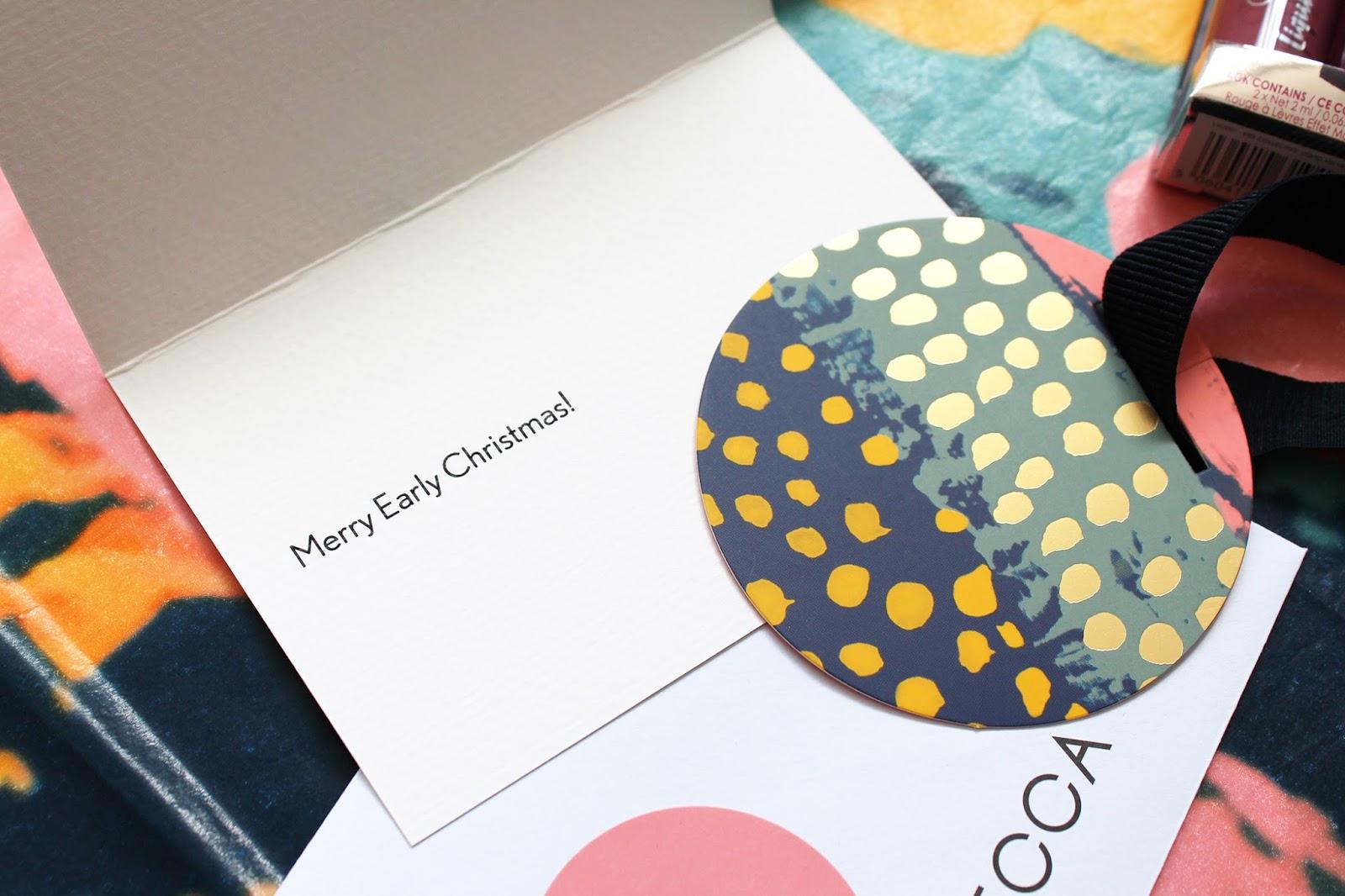 MECCA MAXIMA | Holiday Gifts - Stila + Ciaté - CassandraMyee