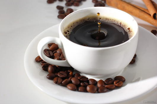 5 Reasons you Should Drink Coffee ~ Kavin Austin Blake