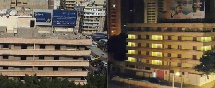 """تفاصيل جديدة عن عمارة """" الرعب """" بحي رشدي في الاسكندرية ..!!"""