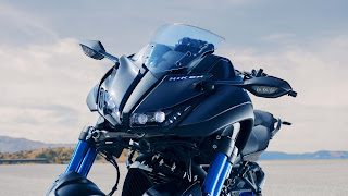 Yamaha Niken HD Bike Wallpaper