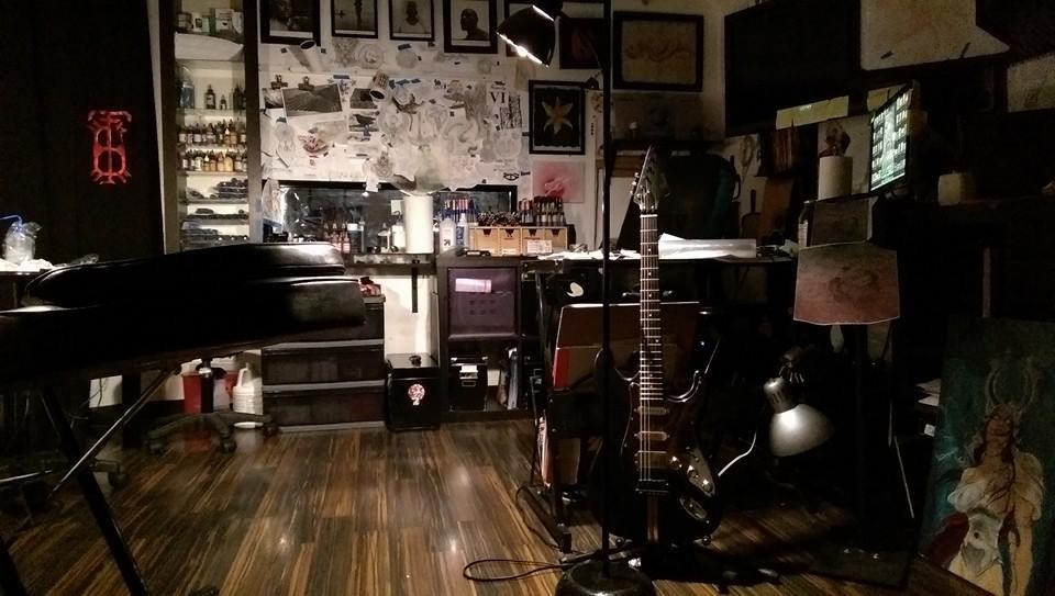 Estudio de tatuaje