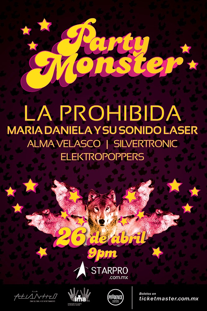 ***PARTY MONSTER***