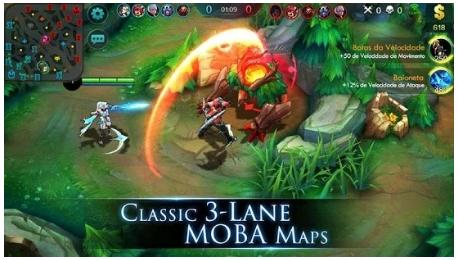 Mobile Legends APK MOD for SAMSUNG, ASUS Android 4.0.3+