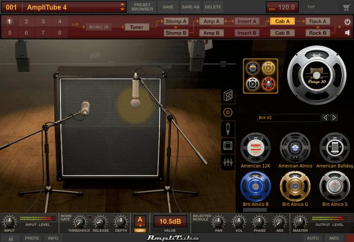 IK Multimedia - AmpliTube Full version