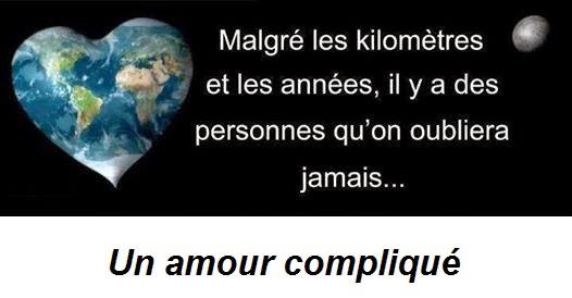 Poème Damour 223 Un Amour Compliqué Poème Damour Les