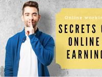 Secrets Of Online Earning