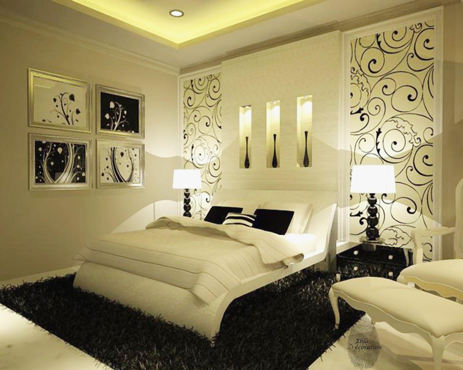 64a87d095 أحدث غرف النوم الرئيسية 2019,غرف نوم مميزة,ديكورات مختلفة لغرف نوم رئيسية