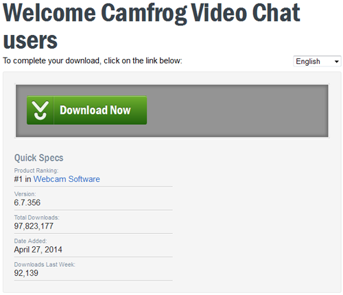 Camfrog 6.7.356 Baru CNET Download