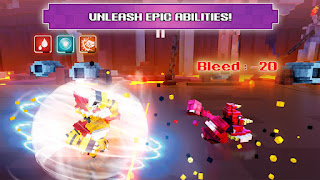 Super Pixel Heroes Apk Mod v1.1.30 (Unlimited Gold)