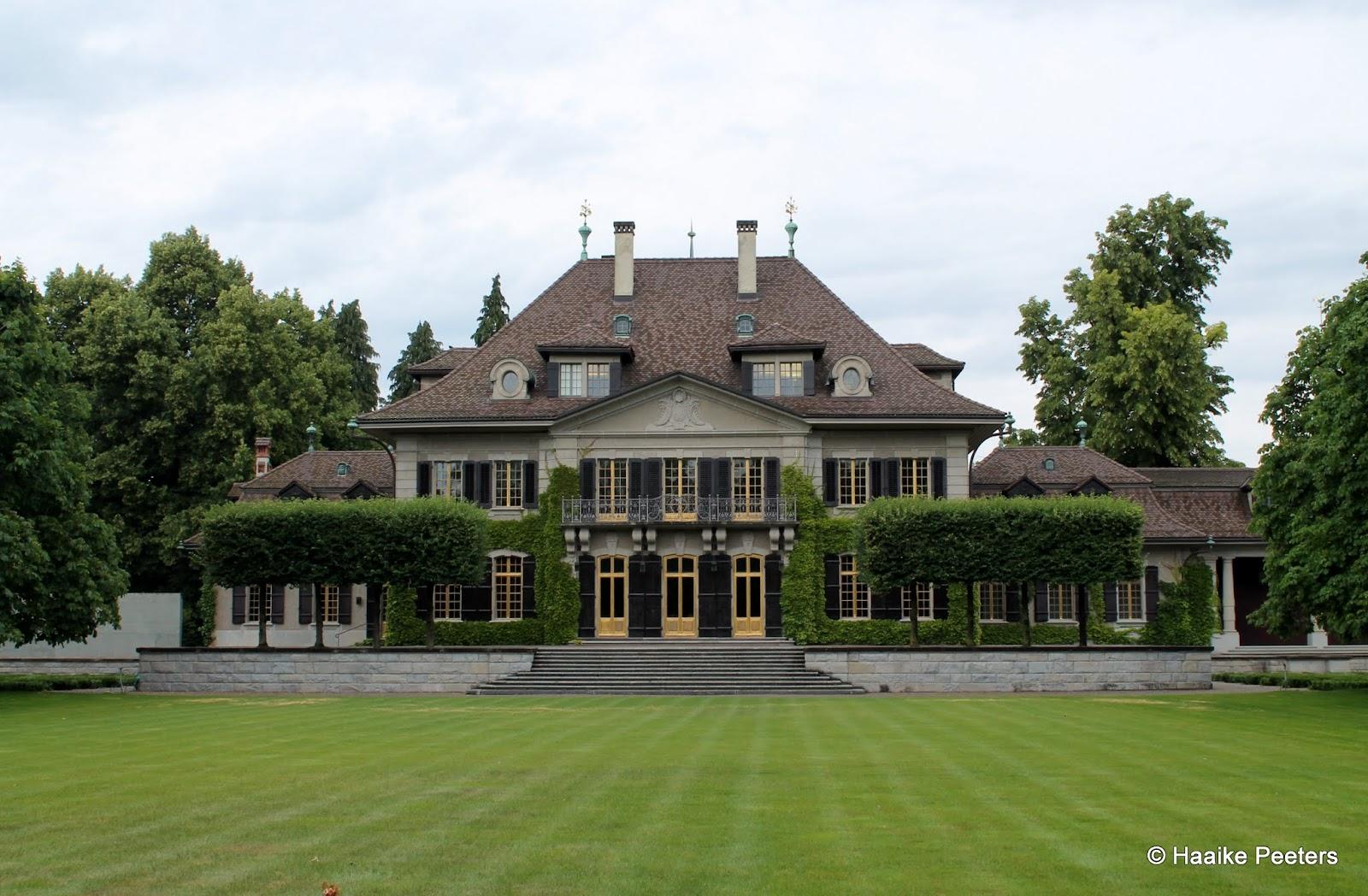 Villa Bodmer (Le petit requin)