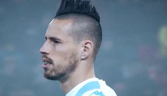 NAPOLI :Hamsik ancora differenziato. Ci sarà contro il Cagliari?