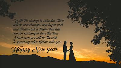 Happy* New Year 2017 Wishes for Boyfriend