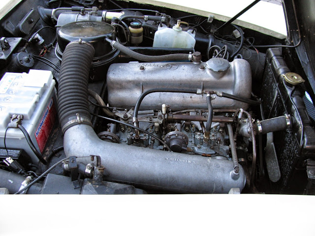 190sl engine